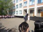 Встреча Николаева Игоря Олеговича  с учителями и учениками школы №11 с.Солуно-Дмитриевского