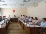 Игорь Олегович Николаев принял участие в 13-ом заседании Думы г.Железноводска