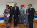 30 октября  состоялось открытие  детского сада  № 4 « Дюймовочка».