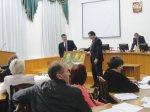 23 ноября состоялось первое заседание 3-его созыва Совета Андроповского района