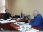 Прием граждан г.Железноводска и п.Иноземцево  с актуальными вопросами