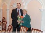Игорь Олегович Николаев поздравил  женщин г.Железноводска с международным праздником 8-марта