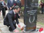 26  апреля  2013 года  состоялось  торжественное  открытие  памятника  жертвам  и участникам  ликвидации  аварии  на   Чернобыльской  АЭС
