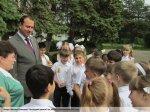 Последний звонок в школе №5 п.Иноземцево г.Железноводска