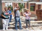 Детский  сад «Теремок», что  в  32  квартале  п. Иноземцево  скоро  будет  построен.