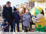 Игорь  Николаев  подарил  школьникам  «зимнюю  сказку»