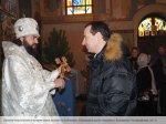 Депутат  Думы  Игорь  Николаев  принял    участие в  службе,  которая  прошла  в  Ольгинском   храме  Железноводска.