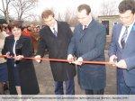 В рамках  празднования  90- летия  Андроповского района,  в детском  саду   « Елочка»  села  Курсавка  состоялось  торжественное  открытие  трех  дополнительных  групп