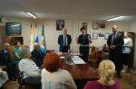 Парламентарий    И.О.  Николаев   с ветеранами  закрыл год 70-летия Великой Победы