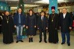 Депутат Думы Ставропольского края Игорь Николаев 13 января принял участие в традиционных Рождественских встречах