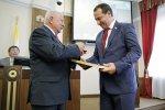 Почетной грамотой Совета Федерации  награжден Игорь Николаев