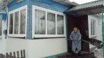 Подарок к Рождеству сделал Игорь Николаев одинокой 88-летней жительнице села Красноярского