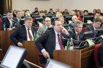Депутат Думы Ставропольского края Игорь Николаев принял участие в  заседание Думы Ставропольского края шестого созыва.