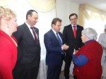 Центр для пожилых «Бештау» посетили представители «Единой России»