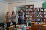 Игорь Николаев стал участником акции «Дарите книги с любовью»