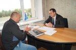 Прием граждан в Андроповском районе провел Игорь Николаев