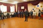 На празднике «Последнего звонка» побывал Игорь Николаев