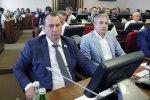 Игорь Олегович Николаев принял участие в 13-м заседании Думы Ставропольского края.
