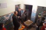 Игорь Олегович  Николаев  побывал с рабочей  поездкой  в  Андроповском  районе.