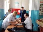 Проверить здоровье – прямо на избирательном участке