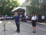 Игорь Николаев поздравил выпускников с праздником Последнего звонка