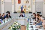 Депутаты-единоросссы провели заседание фракции