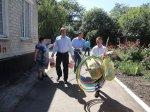 Партийцы встретили лето с воспитанниками детского дома