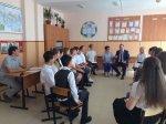 О будущем России говорил со школьниками Игорь Николаев