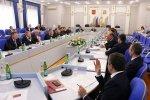 13 декабря 2018 года депутат Думы Ставропольского края принял  участие в заседании  фракции партии «Единая Россия»