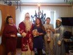 Дети из приемных семей получили подарки от Игоря Николаева