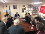 Игорь Николаев встретился с ветеранами города