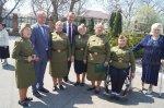 Игорь Николаев принял участие в акции «Сирень Победы»