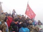 Восхождение на Бештау в честь 9 Мая собрало участников из  более  37  регионов России