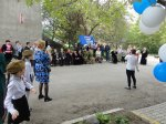 Утро Победы отметили в поселке Иноземцево  Ставропольского  края.