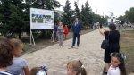 Открытие аллеи в селе Курсавка