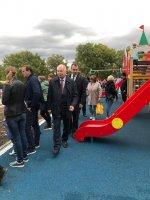 Парламентарий      принял  участие   в  торжествах    Дня  города  Железноводска  28 сентября 2019 года.