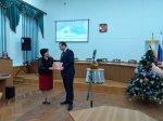 Депутат Думы  Ставропольского  края    Игорь Олегович  Николаев  побывал на новогоднем приеме  главы  Андроповского  муниципального  района