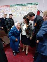 Депутат  Думы  Ставропольского  края   встретился с  жителями  Красноярского сельсовета  Андроповского  района