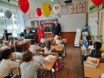 Школьники поселка Иноземцево сели за парты