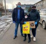 Игорь Николаев исполнил мечту мальчика из села Гражданского