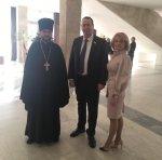 Игорь Николаев принял участие в традиционных Рождественских встречах