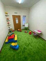 Игорь Николаев помог оборудовать игровую комнату в поликлинике