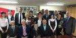 Игорь Николаев поздравил женщин Совета ветеранов с 8 Марта