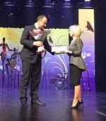 Игорь Николаев поздравил женщин Железноводска с 8 Марта