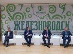 Игорь Николаев призвал железноводчан сохранять город в чистоте
