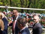 Акция «Соловьи Победы» прошла в Железноводске