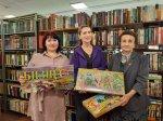 Игорь Николаев к профессиональному празднику сделал подарок Андроповской районной библиотеке