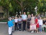 Игорь Николаев поздравил воспитанников детского дома в Иноземцево с Днем защиты детей