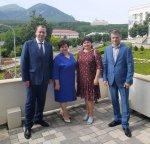 Игорь Николаев принял участие в 36 Конференции Ставропольского регионального отделения партии «Единая Россия»