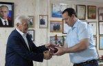 Игорь Николаев встретился с ветеранами Железноводска